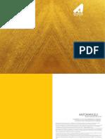 Antonangeli Catalogue 2016-2017