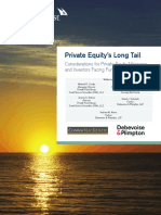 Private Equity's Long Tail