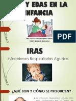 Iras y Edas en La Infancia