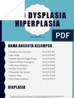 a1 - Mild Displasia & Hiperplasia