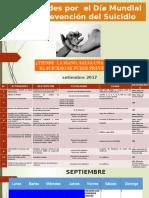 Actividades por  el Día Mundial de la Prevención del Suicidio I (1).pptx