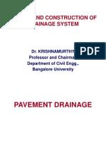 2.Design & Const of Drg System -Dr.km Cm