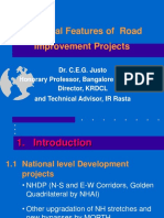 1.Tech Features of Rd Imp Projects - Dr.justo Cm