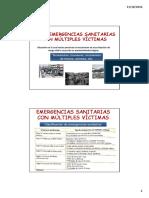 Ud. 9 .- Atención Sanitaria a Múltiples Víctimas