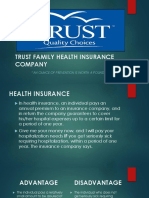 Different Modes of Private Health Financing