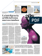 La Inteligencia Artificial Toma Nuevos Rumbos