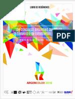 Libro Resumenes Argencolor 2016