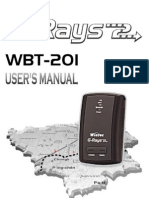 Wintec Wbt-201 Manual