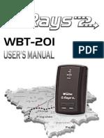 Wintec Wbt-201 Manual