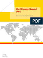 SR.12.12047 - Shell Standard Legend RED. Discipline Quality Standard