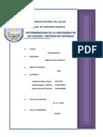 08 Informe Fisicoquímica I