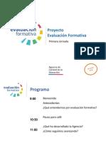 Ppt Jornada Evaluación Formativa