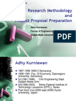 Research Methodology Adhy