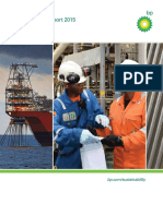 2015 BP Sustainability Report