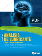 Diplomado Virtual en Analisis de Lubricante Nivel 1