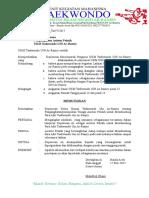 Surat SK Asisten Pelatih