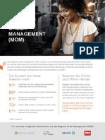 Magento Order Management (MOM)