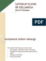 LABORATORUM KLINIK DOKTER KELUARGA2013.pptx