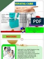 3. Antenatal Care