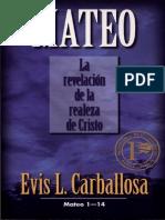 Mateo un estudo exhautivos del evangelio segun Mateo.pdf
