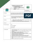 7.6. SOP Koordinasi Dan Komunikasi Antar Pendaftaran Dengan Unit-unit Penunjang Lainnya