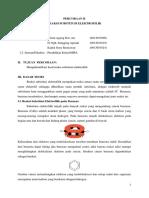 ISI LAPORAN ORGANIK FIX (Reaksi Sustitusi Elektrofilik)