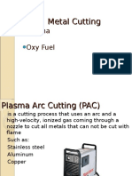 Plasma and Oxifuel