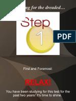 Step 1 Study Tips