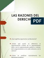Las Razones Del Derecho Manuel Atienza Diapos