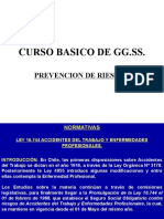Prev. de Riesgos