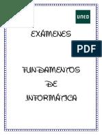 Examenes Fundamentos de Informática