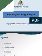 04 - C# - Conceitos básicos e Tipo de variaveis.pdf