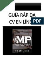 Manual Cvenlinea