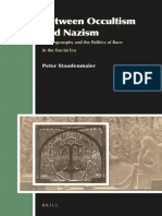 Staudenmaier Peter - Between Occultism and Nazism