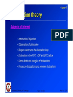05 Dislocation Theory