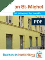 Plaquette Saint Michel