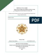 Proposal Tugas Akhir PT ANTAM (Persero) tbk - Ghiaz.pdf