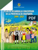 01.- Plan Desarrollo Concertado de La Provincia de Oxapampa
