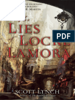 The Lies of Locke Lamora 50 Page Friday