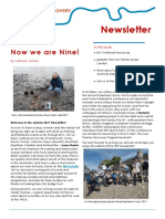 TDP Newsletter Autumn 2017