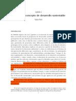 Historia Del Concepto de Desarrollo Sustentable