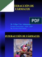165452020 Interaccion de Farmacos