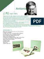 Edgardo Antonio Vigo (catálogo francés)