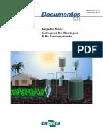 Irrigador Solar