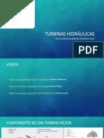 X HH425 Turbinas Hidraulicas Parte 2
