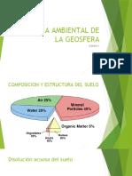 Quimica Ambiental en La Geosfera