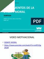 Semana 1 - Etica y Moral