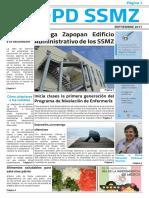Edición 02 | Gaceta Servicios de Salud del Municipio de Zapopan