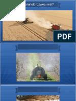 Kierunek rozwoju wsi