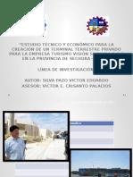 Diapositivas Proyecto de Tesis UNP